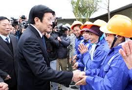 ベトナムのサン国家主席、日本商工会議所代表団と会談