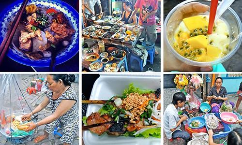 (日本語) ベトナム人学生はみんな食べている、路上で買える定番おやつ10選