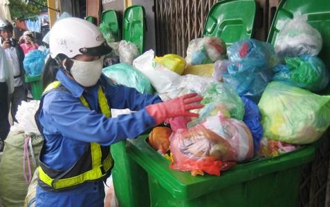 ホーチミン市:日立造船株式会社はゴミ処理プロジェクト3件を展開