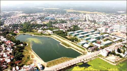 エンターテイメント、ツーリズムの複合施設がQuang Nam省に建設