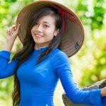 【ブログ】ベトナム美人 絶滅の危機?