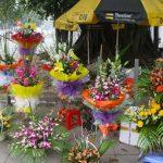 【ブログ】国際婦人デー ベトナムが花一色に染まる日