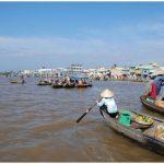 【ブログ】ベトナム 東南アジアの大河メコン川