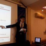 2018年2月2日(金)ベトナム会計士協会主催で行われた、ベトナム公認会計士継続研修で講師を務めさせていただきました。