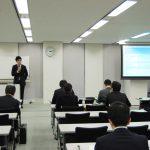2016年12月26日(月) 国際メッセで、セミナー講師を務めさせていただきました。