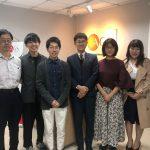 Ngày 29 tháng 11 năm 2018 (thứ 5), sinh viên trường Đại học Hitotsubashi tham gia cuộc thi Kế hoạch Kinh doanh (Business Plan Contest) đã có buổi đến thăm công ty.